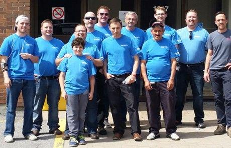 Convergint day Ottawa group gathering photo