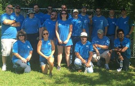 Convergint day Nashville Group gathering photo