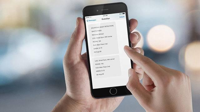 example guardian text alert header image