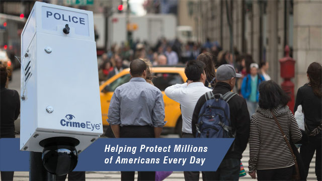 Crime Eye RD2 camera protecting millions of Americans header image