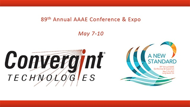 Convergint - AAAE Show 2017 header image