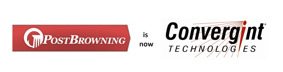 Post Browning is now Convergint Technologies