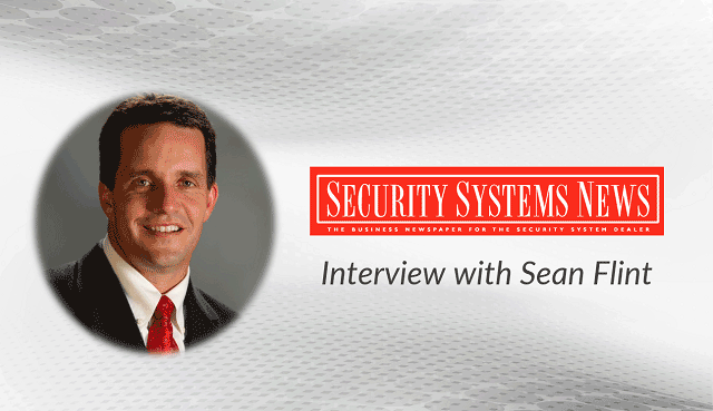 Sean Flint Security Systems news interview header image