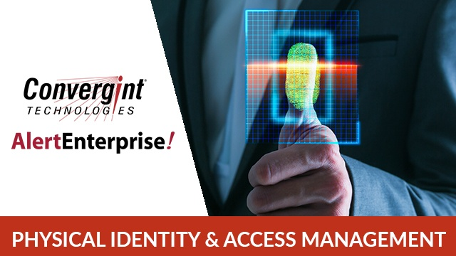 Physical identity and access management header image