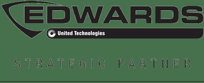 Edwards United Technologies Logo