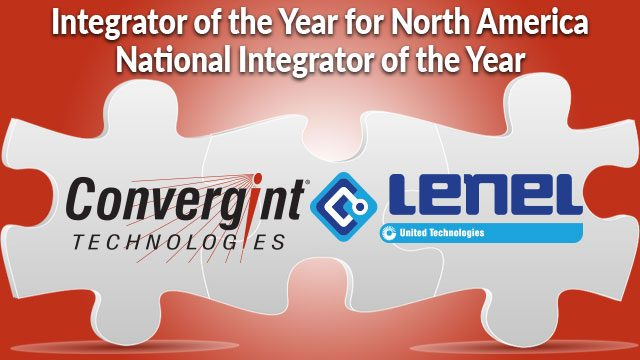 Integrator of the year for north america 2016 lenel award header image