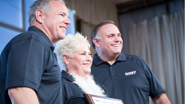 Ken Lochiatto, Mike Matthes and Kelle Shanks Award