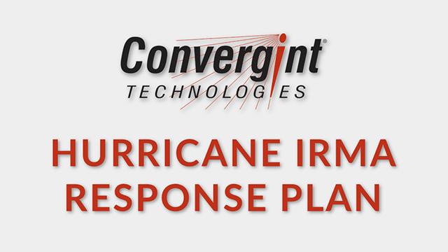 Hurricane Irma Response Plan Header Image