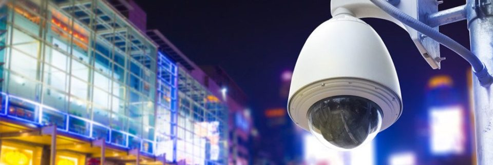 Image of Security Camera Surveillance