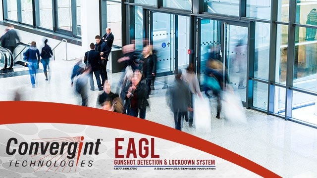 EAGL Gunshot Protection and Lock-down System Header Image