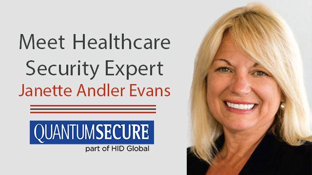 Janette Andler Evans Security Expert Header Image