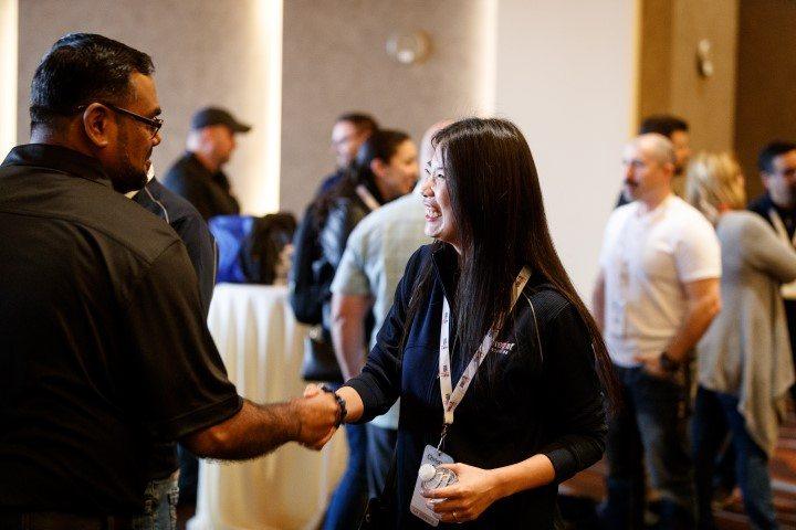 Convergint Nation Conference 2018 Handshake Image