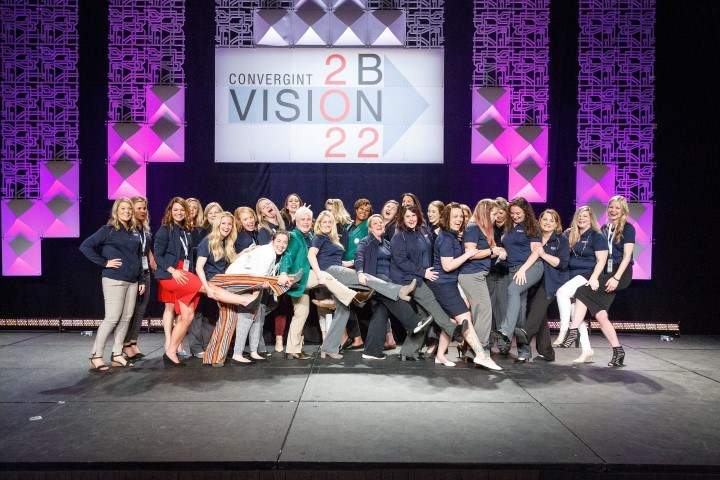 Convergint Nation Conference 2018 Women Group