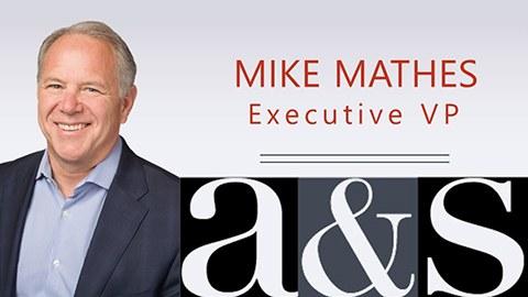 Mike Mathes Executive VP
