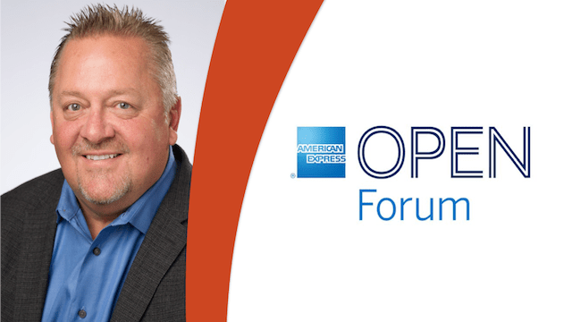 Mike Kunn on American Express Open Forum