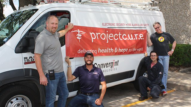 Project cure header photo