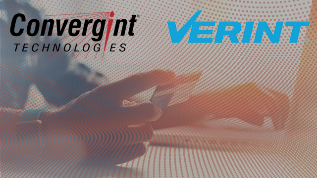 Convergint-and-Verint-Financial-Organization
