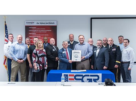 ESGR Signing Ceremony