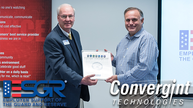 ESGR and Convergint Technologies