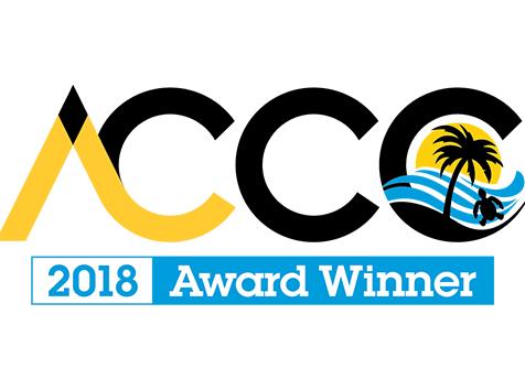 ACCC Awards Winner Logo