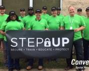 Atlanta STEP Up team
