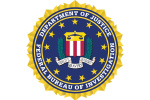 Department of Justice FBI Logo