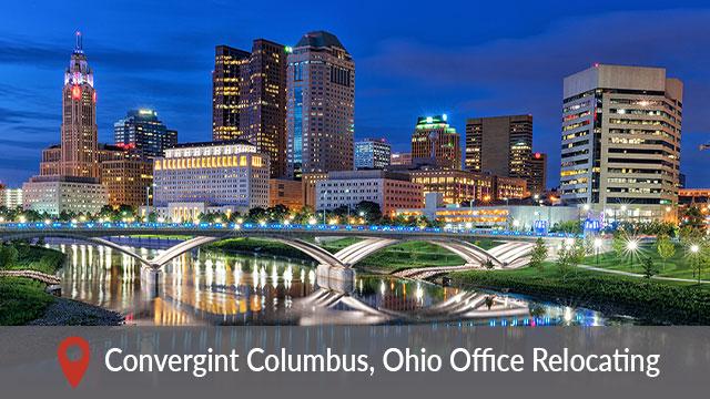 Columbus Ohio Skyline