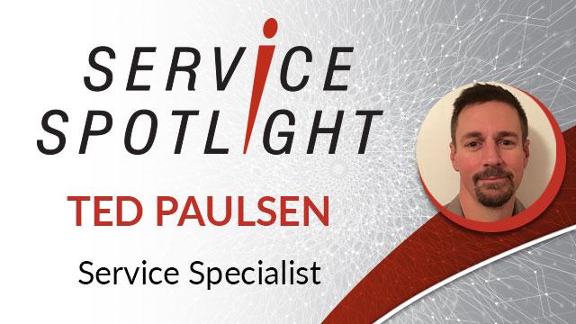 Ted Paulsen Convergint Service Spotlight