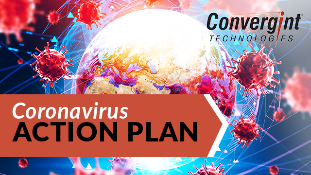 Convergint's Coronavirus Six Step Action Plan for Security Directors