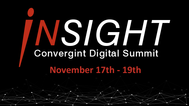 Convergint InSight Digital Summit Logo
