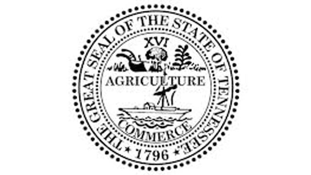 State of Tennessee Seal
