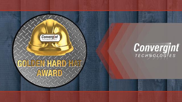 Golden Hard Hat Award 2020