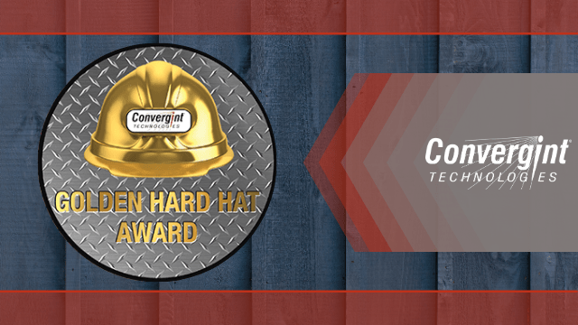 Golden Hard Hat Award 2020