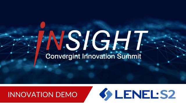 LenelS2 Innovation Demo