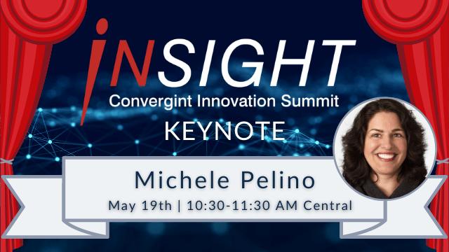 Michele Pelino Insight Innovation Summit