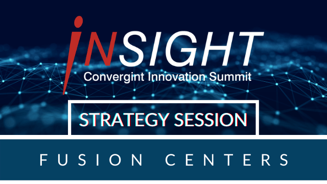 Fusion Center Strategy Session
