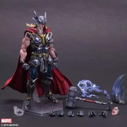 Thor e acessórios
