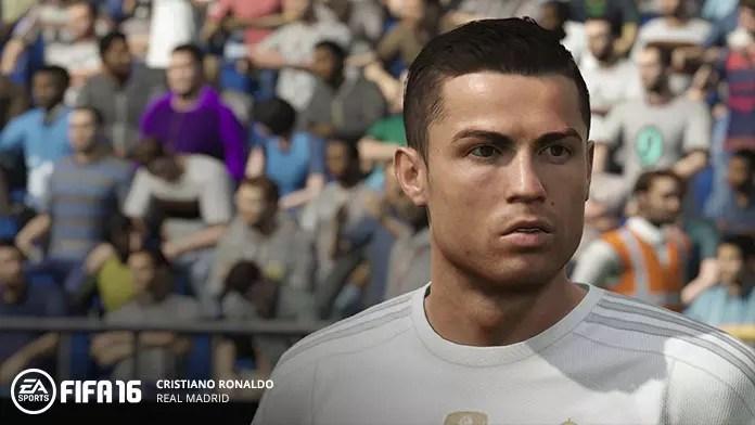 FIFA 16 Cristiano