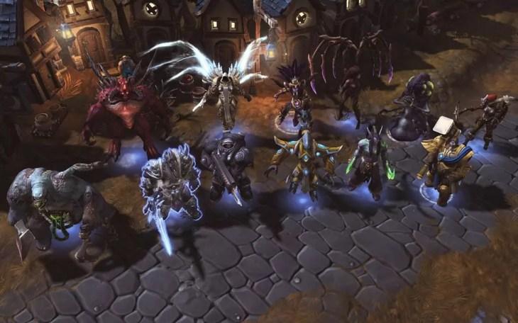 Heróis e vilões de Diablo, Starcraft e Warcraft estão em Heroes of the Storm