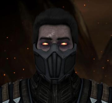 MKX com máscara