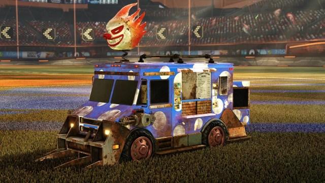 Van de Twisted Metal é exclusiva da versão de PlayStation 4