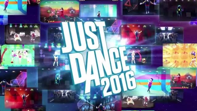 Just Dance 16