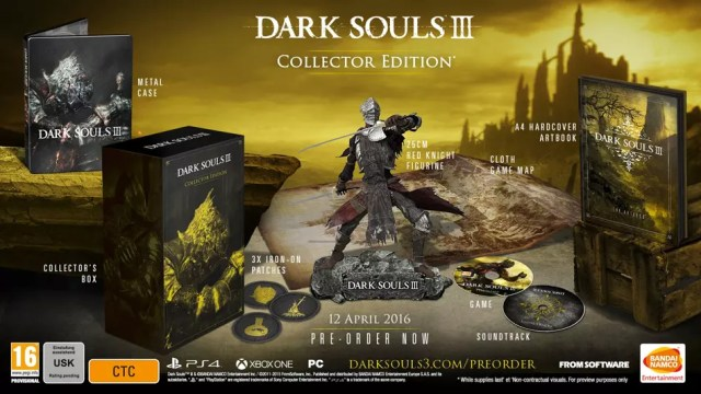 Dark Souls 3: The Collector Edition