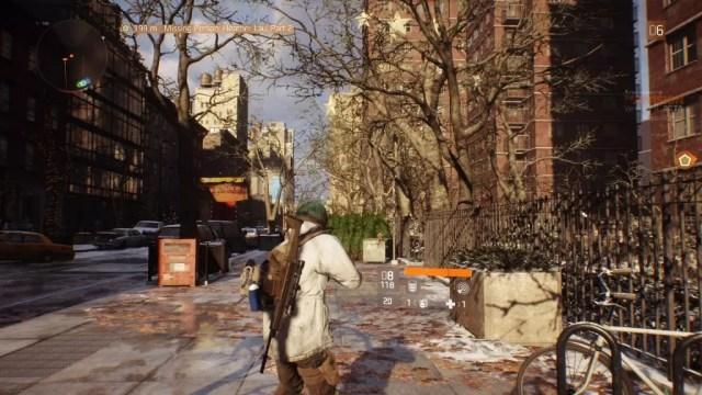 A bela Nova York de The Division