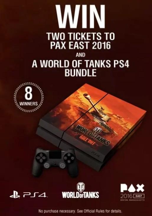 promoção world of tanks
