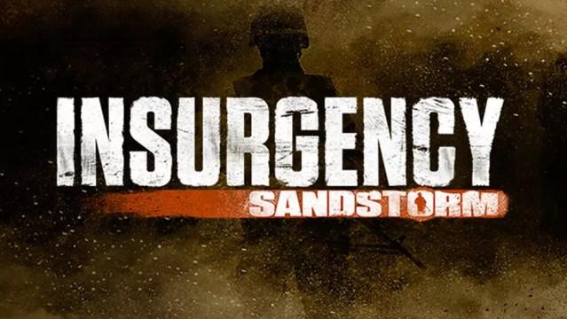 Insurgency sandstorm anuncio do jogo