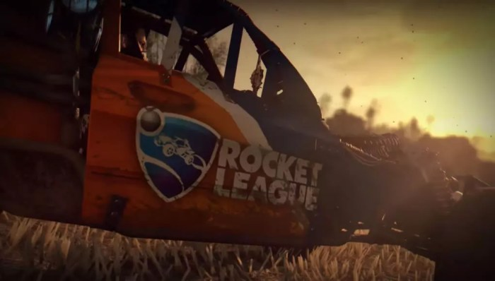 Dying Light e Rocket League crossover