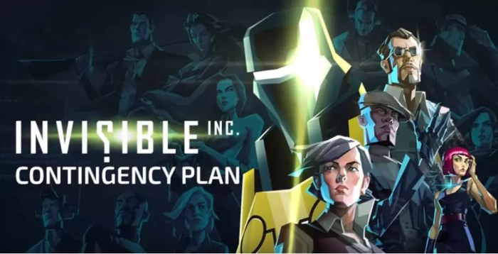 invisible inc contingency plan ps4
