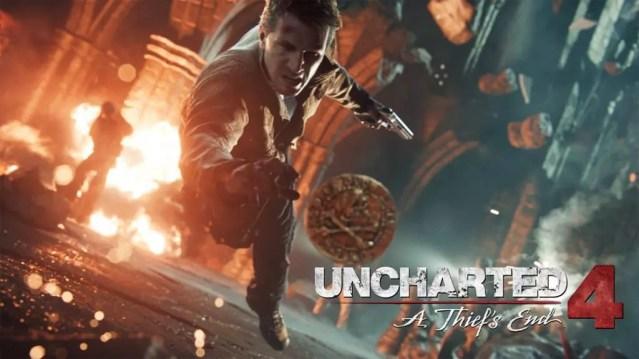 uncharted 4 adiado novamente