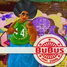 Jamal de Bubus Steel Punch